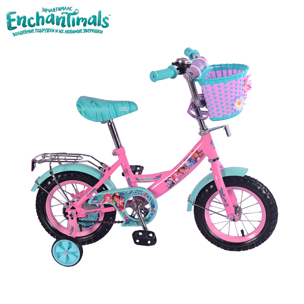 Bicycle Enchantimals 265206 bicycles teenager bike children for boys girls boy girl gub 328 bike bicycle handlbar mount holder for speedometer flashlight golden