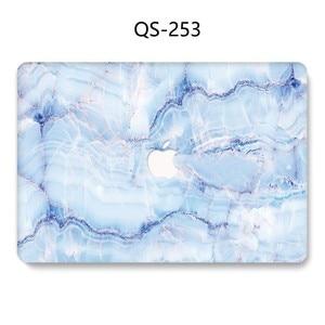Image 3 - Laptop Için yeni Dizüstü Bilgisayar Kılıfı Çanta MacBook Air Pro Retina 11 12 13 15.4 13.3 Inç Ekran koruyucu Klavye Kapağı
