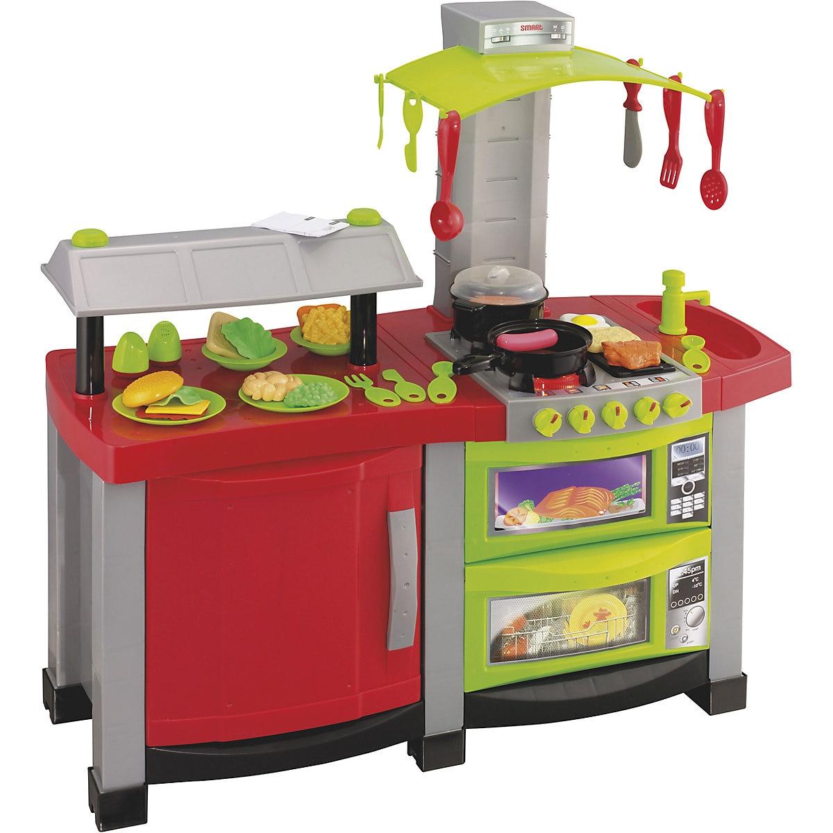 HTI Kitchen Toys10347109 Girls vegetables food mini tableware game play toy boy girl