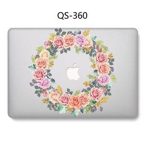 Image 2 - Laptop Fall Für Apple Macbook 13,3 15,6 Zoll Für MacBook Air Pro Retina 11 12 13 15,4 Mit Screen Protector tastatur Cove Heißer