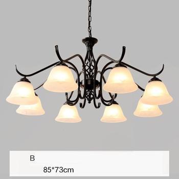 مصباح تعليق الإنارة لدور علوي الشمال من De Techo مصباح تعليق لمصباح الإنارة للتعليق من Maison Lampara Colgante