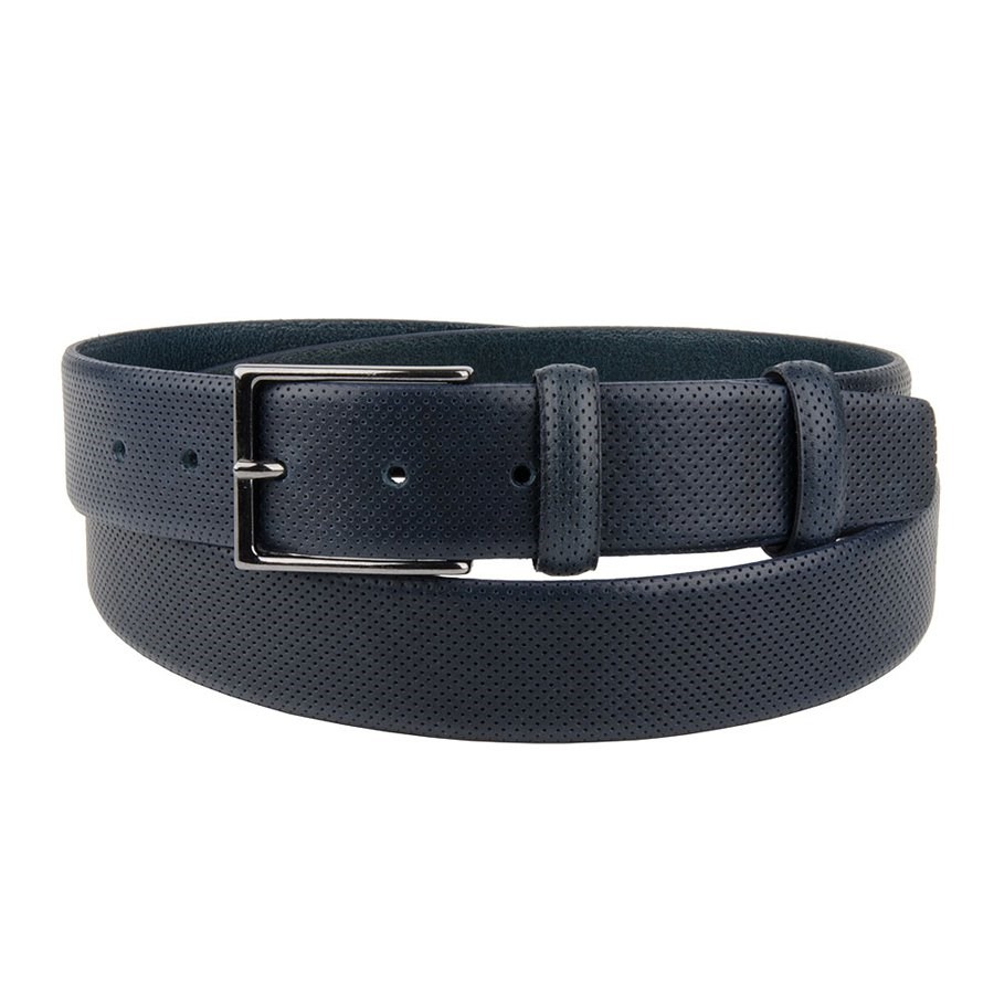 Belt Sergio Belotti unisex 211/35 Blu цены онлайн