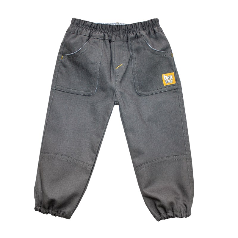 Basik Kids denim pants dark gray ride charger snowboard pants dark plum twill youth