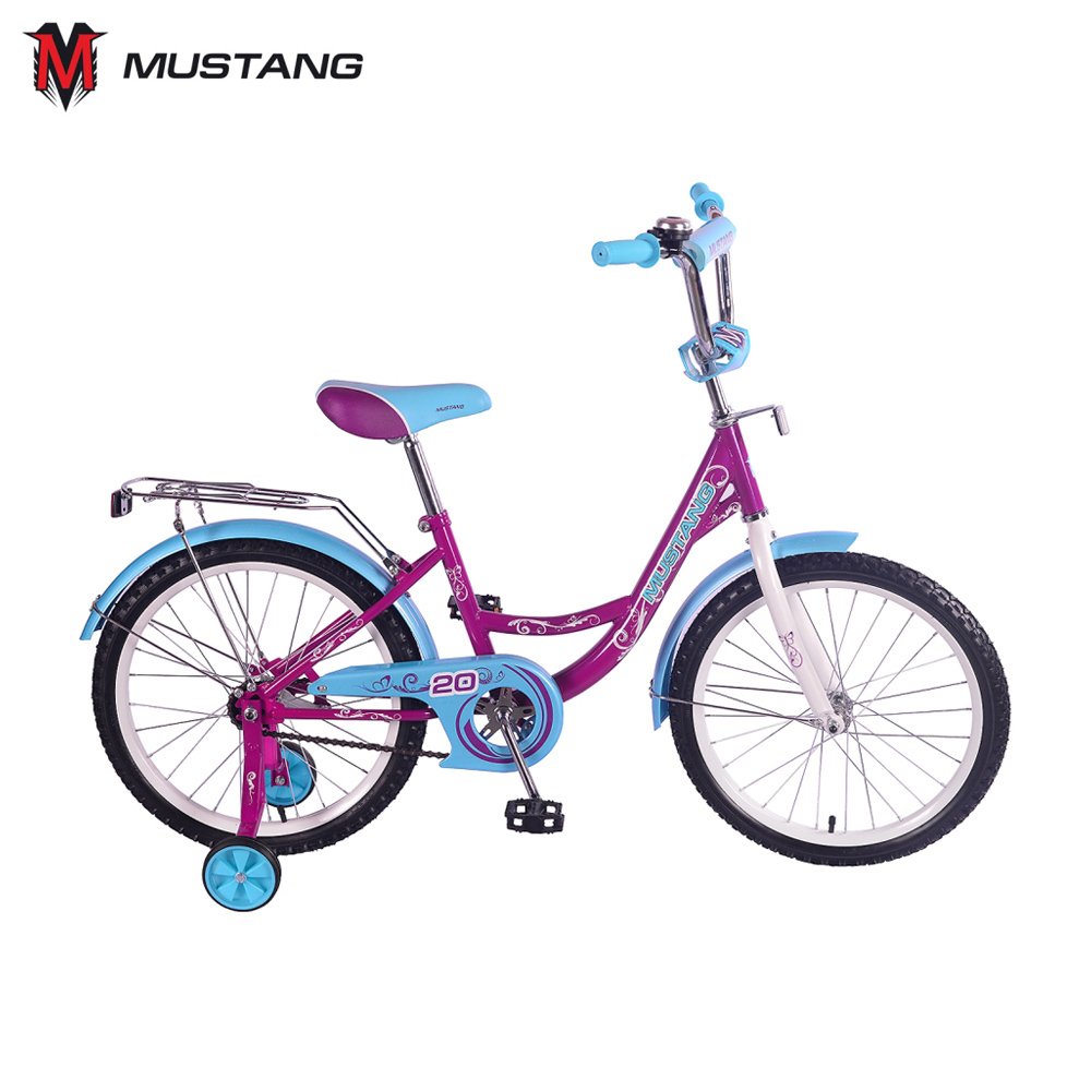Bicycle Mustang 265173 bicycles teenager bike children for boys girls boy girl ST20036-Y