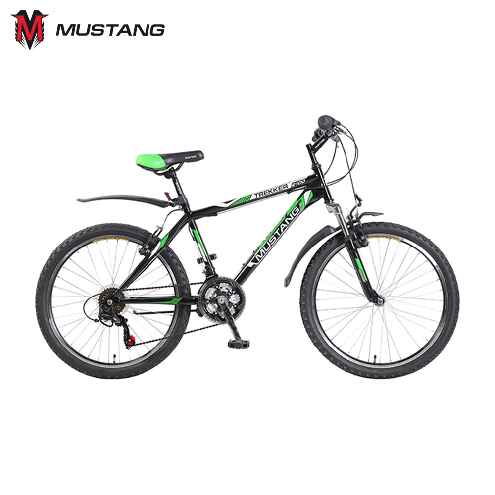 Bicycle Mustang 239528 bicycles teenager bike children for boys girls boy girl ST24015-TR