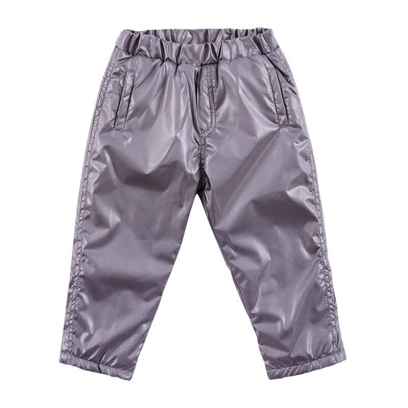 Basik Kids Pants warm kids frill plain pants