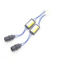 Dongzhen 1 шт. T10 T15 194 W5W 168 921 Canbus Ошибка Предупреждение декодер компенсатора резистор для светодиодный лампы