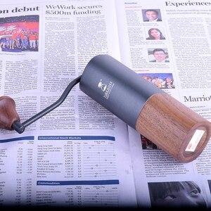 Image 5 - Tiemore kasztan G1 uchwyt młynek do kawy aerolite przenośny rdzeń szlifierski ze stali super ręczny młynek do kawy dulex łożysko