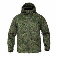 Мужская и женская тактическая куртка V5.0, водонепроницаемая и ветрозащитная куртка для активного отдыха, скалолазания, походов и тренировок...