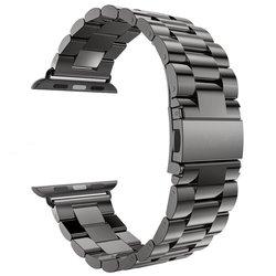 Stainless Steel 줄을 감시 대 한 iWatch Apple Watch 38 미리메터 40 미리메터 42 미리메터 44 미리메터 Series 1 2 3 4 손목 Band Link 끈 교체 Bracelet