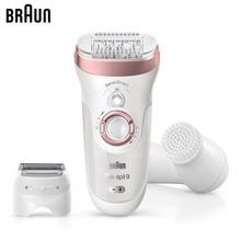 Эпилятор Braun Silk-epil 9 SkinSpa SensoSmart Wet & Dry 9880