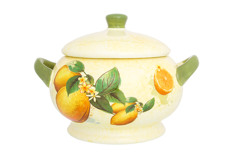 Available from Dumpling - tureen (pot for baking) Lemons Elan Gallery 720287 automatic dumpling gyoza press maker 7 6cm diameter sized