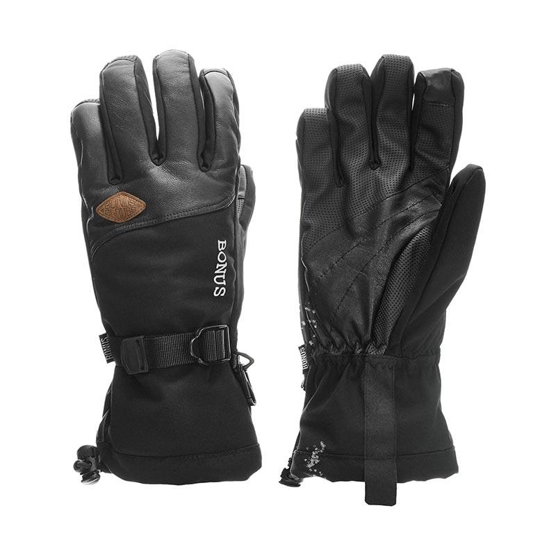 BONUS GLOVES - CLASSIC BLACK [wamami] black long leather gloves for sd17 dz 70cm bjd dollfie