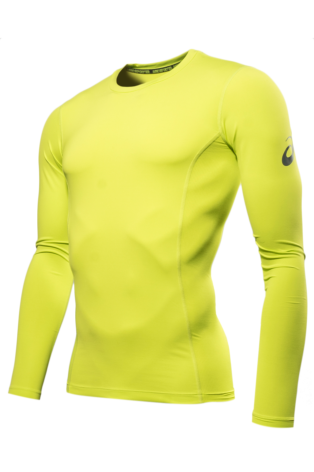 Male Longsleve ASICS 144476-0432 sports and entertainment for men available from 10 11 yellow sports long sleeve men 144476 0432
