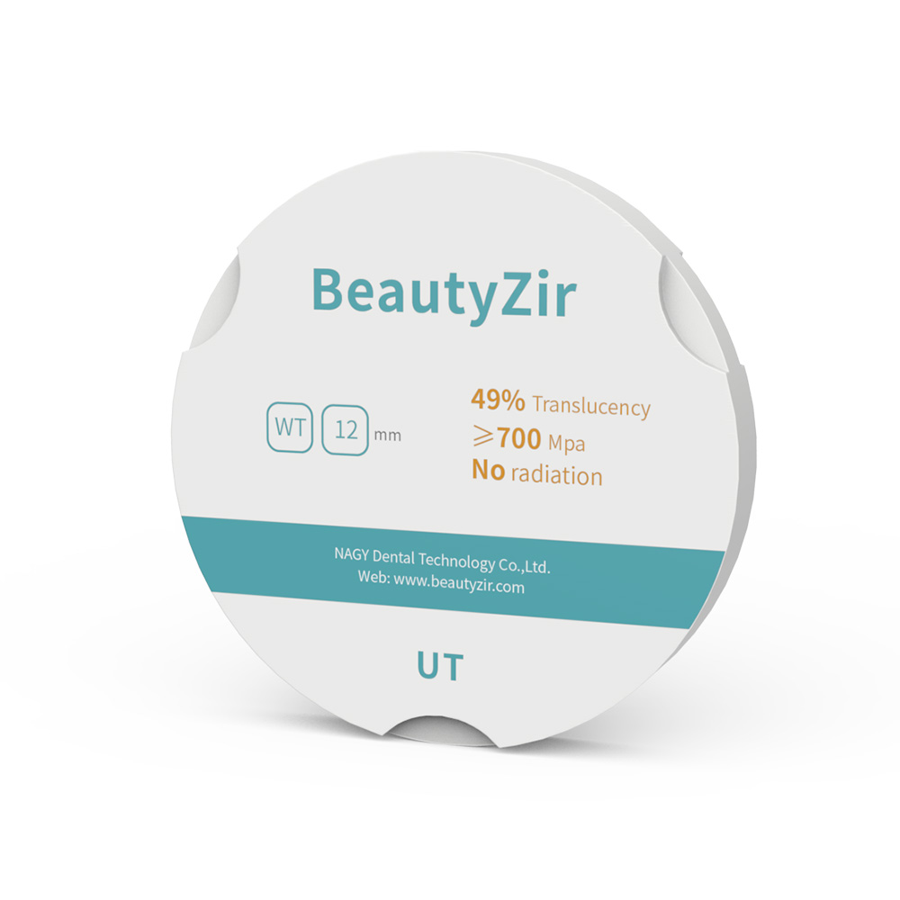 ultra translucent zirconia blocks OD98mm/95mmultra translucent zirconia blocks OD98mm/95mm