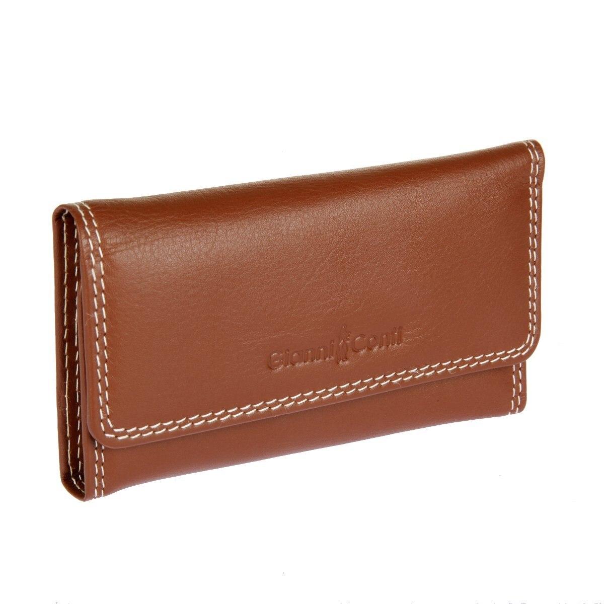 Housekeeper Gianni Conti 1809069 tan multi кожаные сумки gianni conti 912150 tan