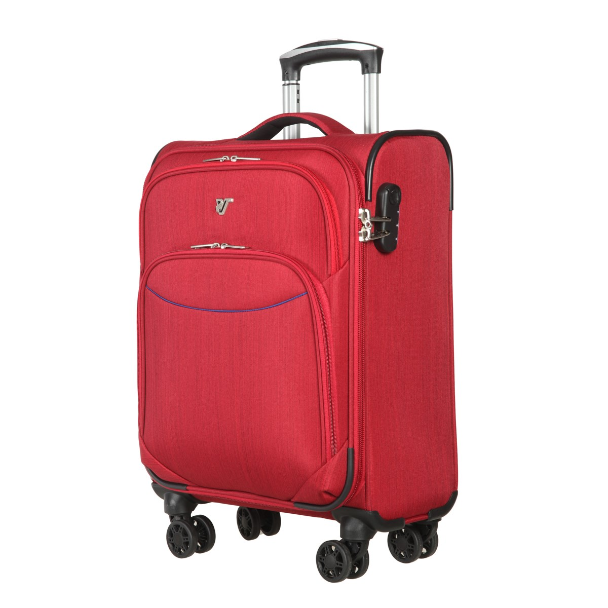Suitcase-trolley Verage GM17026W18, 5 red