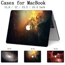 Сумка для ноутбука чехол для MacBook Air Pro retina 11 12 13 15,4 Горячее предложение для Macbook 13,3 15,6 дюймов с защитой экрана клавиатуры в подарок