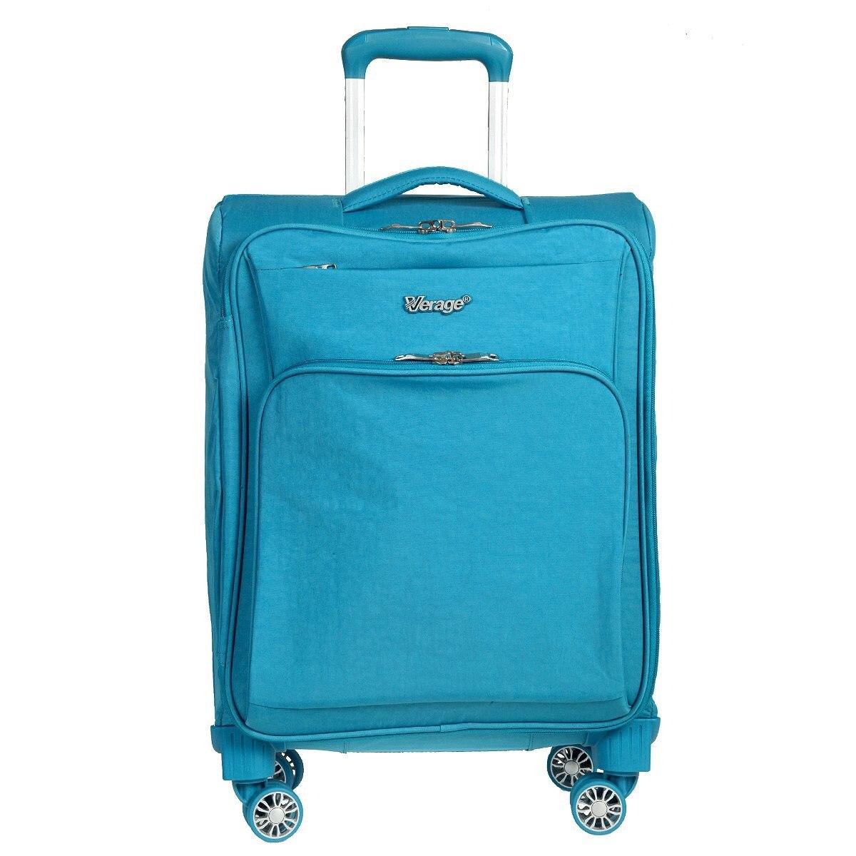 Suitcase-trolley Verage GM15012 W20 blue