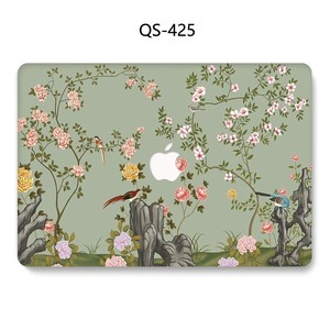 Image 4 - For MacBook Air Pro Retina 11 12 13 15 For Apple New Laptop Case Bag 13.3 15.4 Inch  With Screen Protector Hot Keyboard Cove tas
