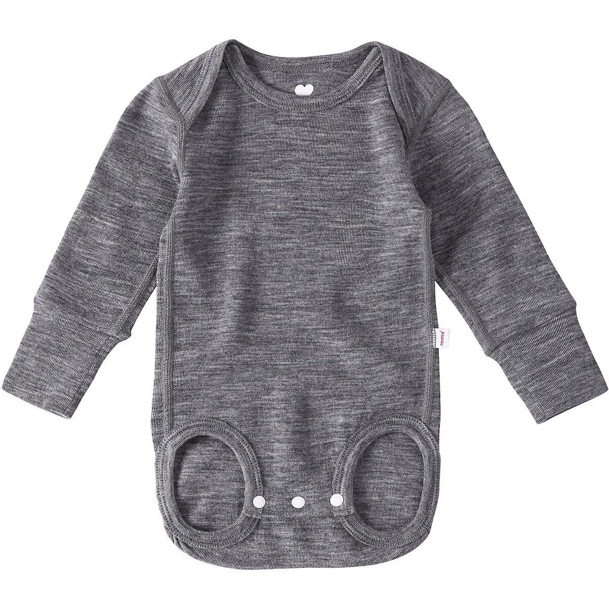 Reima Bodysuits 6908447 bodysuits for children burgundy lace up design deep v neck long sleeves bodysuits