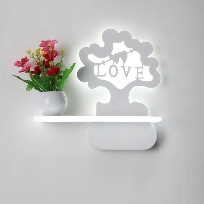 Lights & Lighting Table Pared Candeeiro De Parede Applique Murale Deco Maison Vanity Lampara Modern Lamp Led Wandlamp Luminaire Bedroom Wall Light