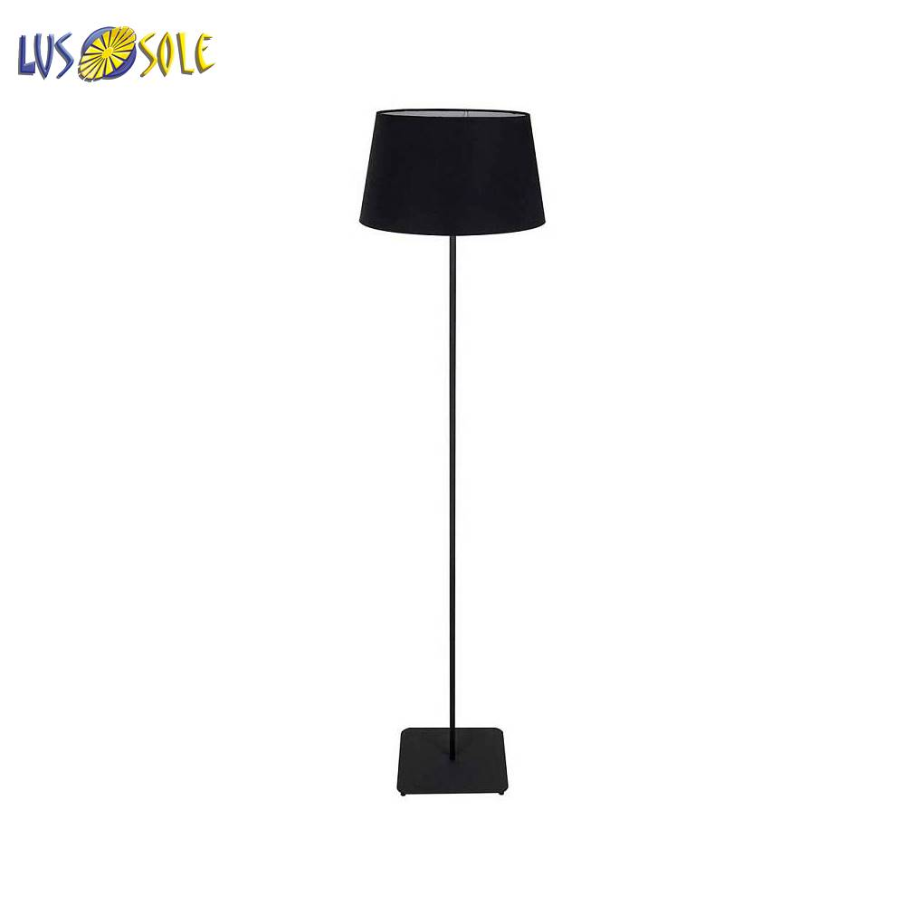 Floor Lamps Lussole 132675 lamp for living room indoor lighting white black nordic european style wall lamp indoor stair lighting led lamp bathroom mirror iron arts wall decoration living room