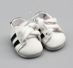 1 pair 4.5*2.7 센치메터 mini PU toy 화 대 한 14.5 인치 Wellie Wisher 인형 Doll accessories 대 한 as 출 BJD dolls boot toy