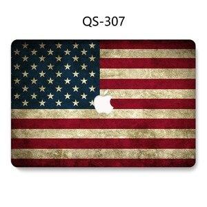 Image 3 - Chaud pour MacBook Air Pro Retina 11 12 13 15.4 pochette dordinateur étui pour MacBook 13.3 15.6 pouces avec protecteur décran clavier Cove cadeau