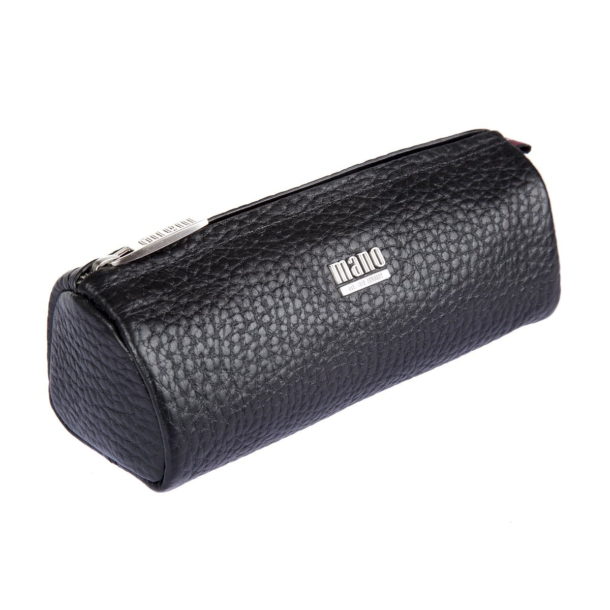 Make Up Bag Mano 19538 black portable canvas flower floral cosmetic bag travel toiletry wash makeup storage bags organizer make up case for women