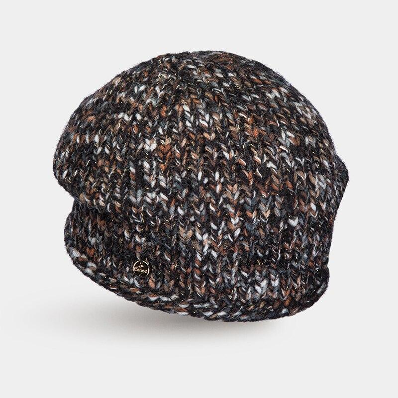 [Available from 11.11]Hat Woolen hat Canoe   4715110 winter hat beret knitted women beanie knit hat skullies beanies rabbit fur soft thicken warm woolen gorros bonnets wholesale