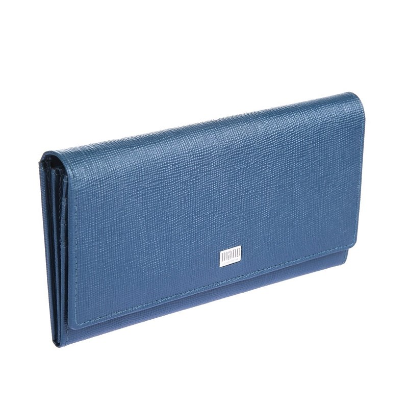 Coin Purse Mano 20150 Franzi blue new brand men s wallet high quality guarantee designer s crocodile purse for male fashion short card purse coin bill wallet
