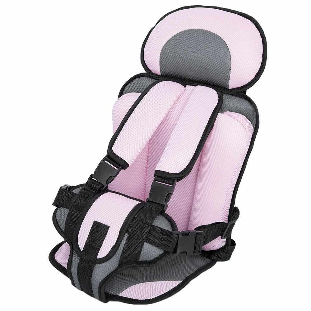 5 cores Ajustável Assento de Segurança Do Bebê Da Criança Assento Assentos Cadeira Portátil Bebê Criança Mat Para 6 Meses-5 anos de Idade Do Bebê