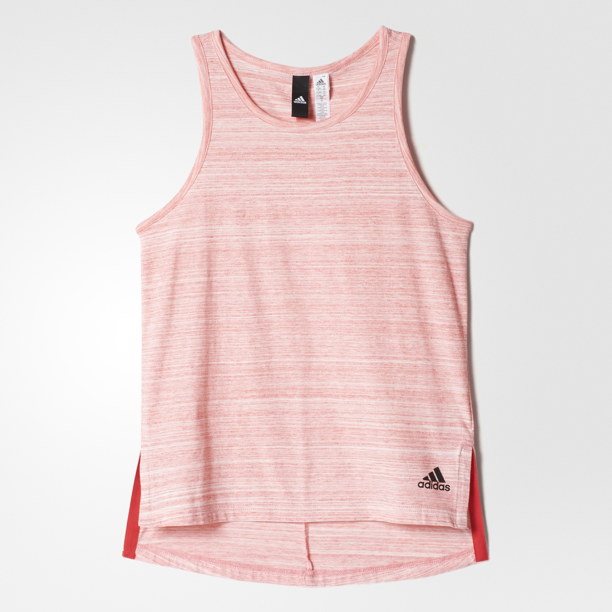 Фото - Available from 10.11 Adidas Running vest  BK2238 active cut out elastic vest in navy