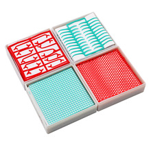 Dental Wax Net 1 Box Lab Material Shape Grid Clasp Honeycomb Round Hole Acrylic Metal Cast Design