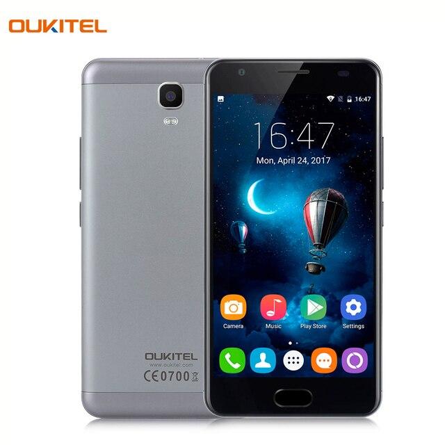 "Смартфон OUKITEL K6000 Plus 4+64ГБ, экран 5,5"",разрешение 1920х1080, камера 8Мп, емкость аккумулятора 6080А/ч"