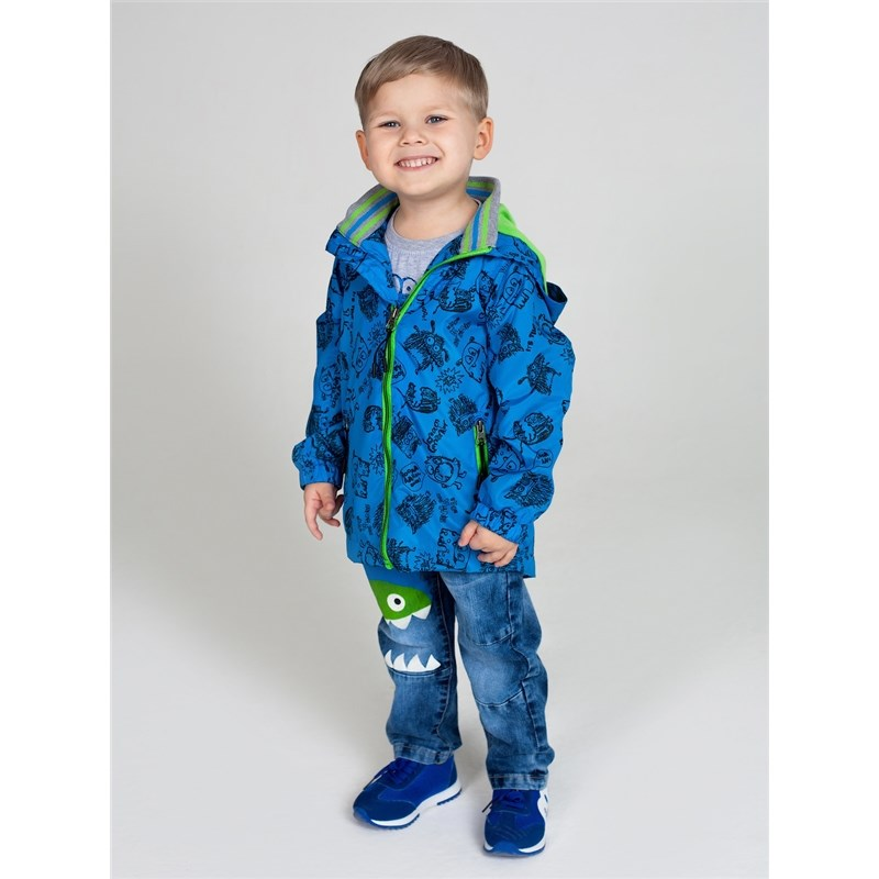 Jackets & Coats Sweet Berry Windbreaker textile for boys children clothing kid clothes и шляпка хорошая мечта на краешке чуда