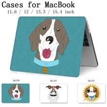 2019 caliente portátil caso para MacBook Air, Pro Retina, 11 12 13 15,4 de 13,3 pulgadas con pantalla Protector de teclado Cove para cuaderno