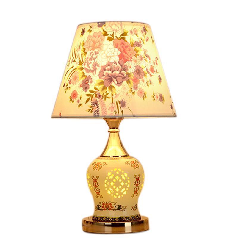 Fijn Kamer Lampade Da Tavolo Tete Lit Thuis Nachttischlampe Tafel Para El Dormitorio Luminaria Deco Maison Lampara De Mesa Bedlampje