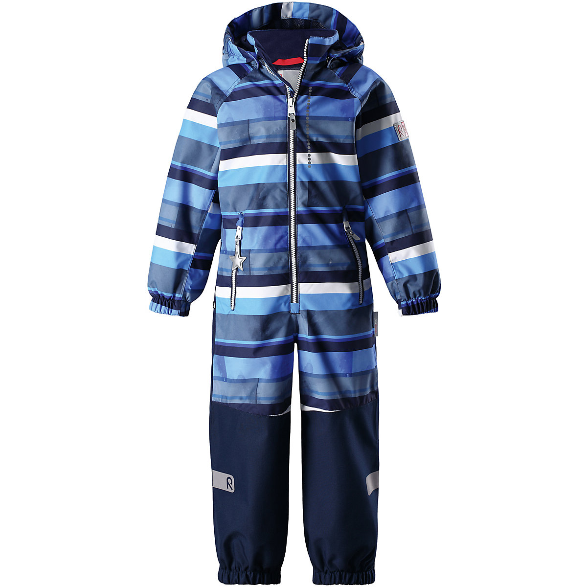 REIMA Overalls  7636551 for boys and girls polyester winter reima overalls 7628255 for boys and girls polyester winter