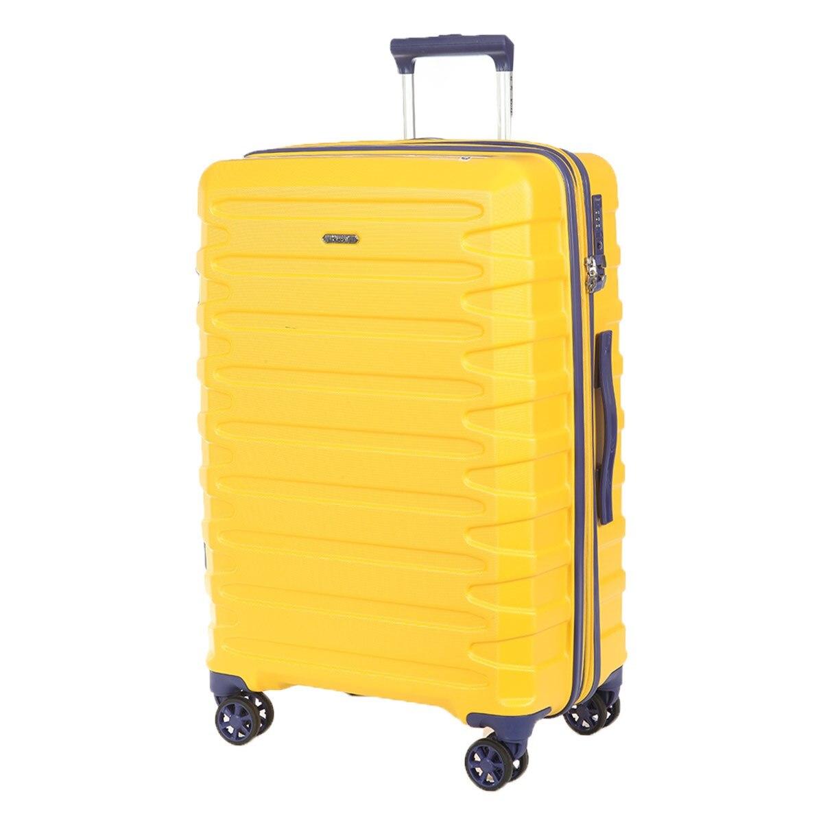 Suitcase-trolley Verage GM17106W25 freesia yellow