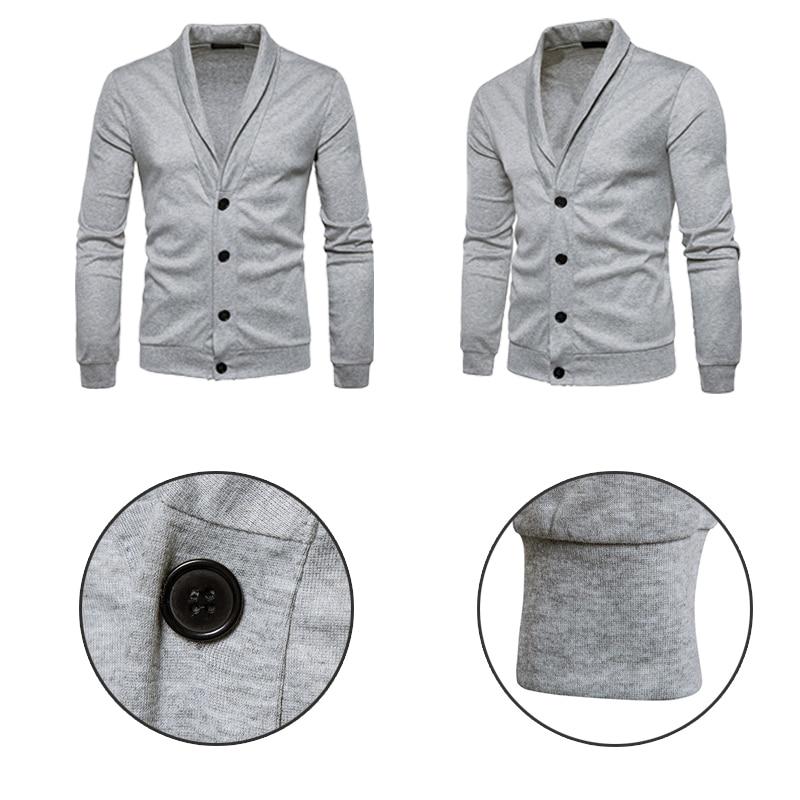 1 Pcs Mode Casual Tops Pullover Jacke Langen ärmeln Herren Strickjacke MöChten Sie Einheimische Chinesische Produkte Kaufen?