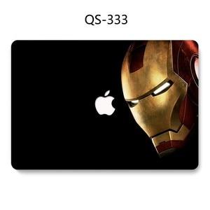 Image 2 - Caso Laptop Para Novo Macbook 13.3 15.6 11 12 13 Polegada Para MacBook Air Pro Retina 15.4 Com Protetor de Tela teclado Enseada Presente Hot