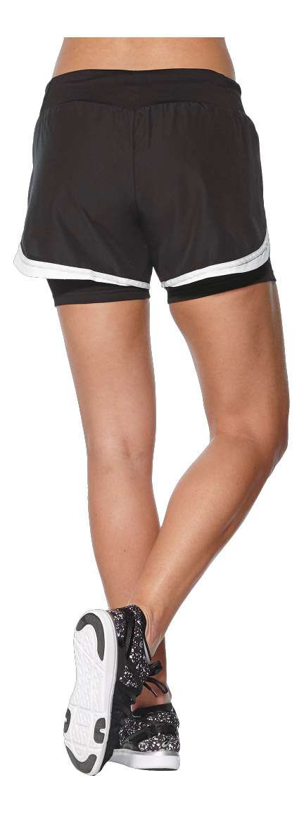 Shorts ASICS 141124-0904 sports and entertainment for women fbf005 female sports shorts