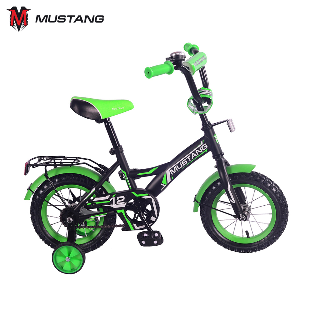 Bicycle Mustang 265198 bicycles teenager bike children for boys girls boy girl ST12048-GW