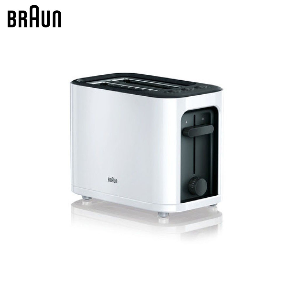 Toasters Braun PurEase HT3000WH sandwich maker bread toaster dmwd mini household electrical toaster baking bread sandwich maker grill breakfast toast machine oven 2 slices pieces 220v eu us