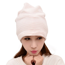 2019 Velvet Multi-Function Moon Cap Maternity Hat Wind Hat Mother-to-Child Supplies  Cotton Keep Warm Cap multi function deer pattern cashmere warm keep hat scarf black white