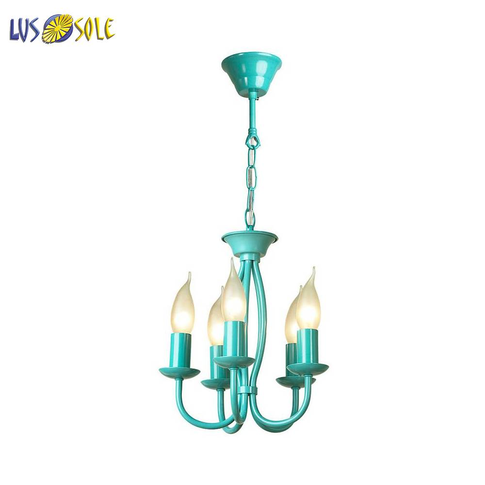 Chandeliers Lussole 100423 ceiling chandelier for living room to the bedroom indoor lighting privee