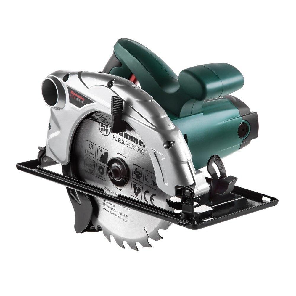 Circular saw Hammer Flex CRP1800D 1800W 4500r min 210x30mm max 70 mm saw 660 024m23r5 70 circular mil spec tools hardware