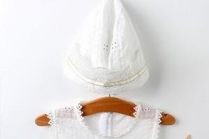 Image 5 - Fashion Baby Girls Lace Cotton Romper Hat For Newborn Kids Infant Clothing Set 3M 12M 18M Princess Sleeveless Birthday Rampers